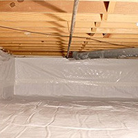 Vapor Barriers | WhiteCap Crawl Space Encapsulation | Waterproofing