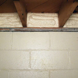 Spray Foam Insulation | Energy Efficient Homes | Waterproofing