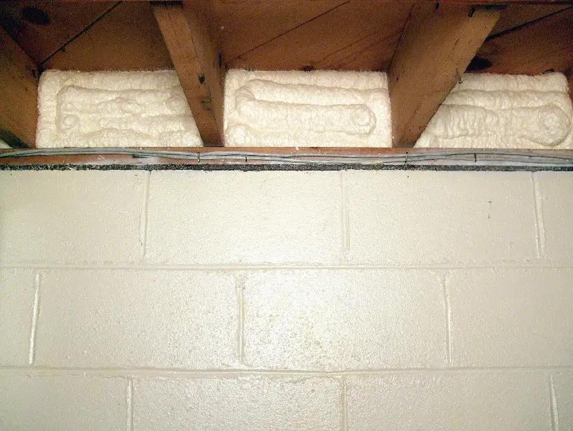 Crawl Space Repair | Spray Foam Insulation | The Basement Doctor | Akron Ohio